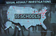 Campus sex assault: 55 colleges under federal investigation