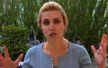 CBS News crew detained in Ukraine