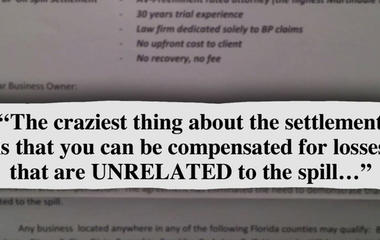 Attorney ads—ethical but stupid?