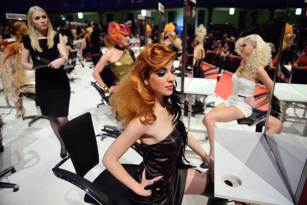 2014 OMC Hairworld World Cup in Frankfurt