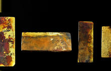 Ship of gold: Famous plague value found