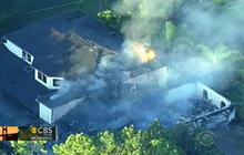 Four bodies found in fire at Tampa home owned by former tennis star