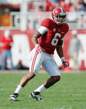 NFL draft's top prospects