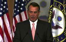 "Boehner: ""Not ready"" to call for VA Secretary Eric Shinseki to resign"