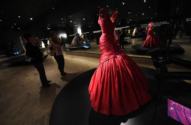 """Charles James: Beyond Fashion"" at the Met"