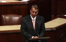 "John Boehner: No ""shortcuts"" to truth with Benghazi probe"