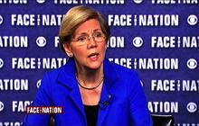 "Elizabeth Warren: Washington ""doesn't work for regular families"""