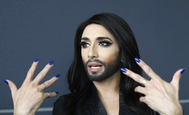 "Austria's ""bearded lady"" wins Eurovision"