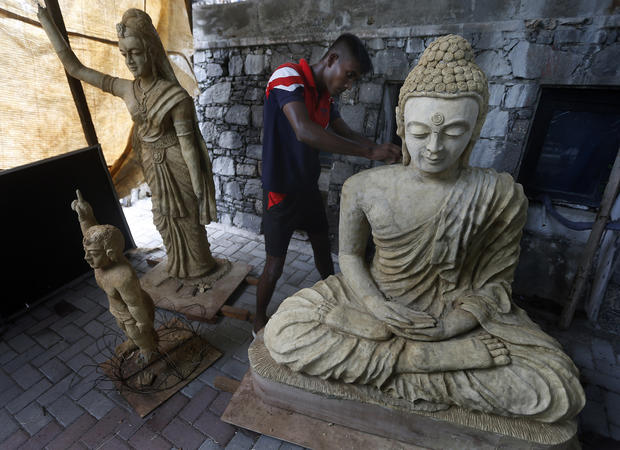 World celebrates the Buddha's birthday