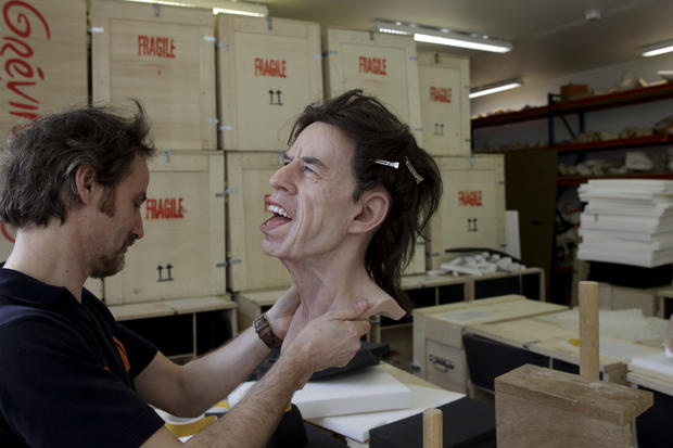 Making Mick Jagger