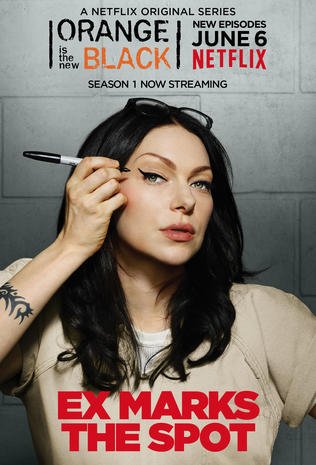 """Orange is the New Black"" season 2 character posters"