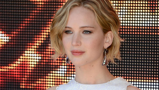 Jennifer Lawrence nude pics & Nasty sex tape — Leaked!!