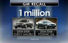 GM recalls 2.4 million more vehicles, totaling 13.5 million for year