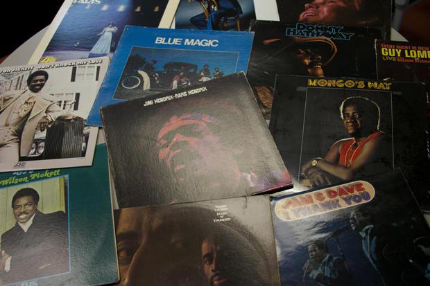 Da Vinci of 'da vinyl