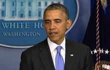 Veteran hospital scandal: Obama defends VA secretary, promises fixes