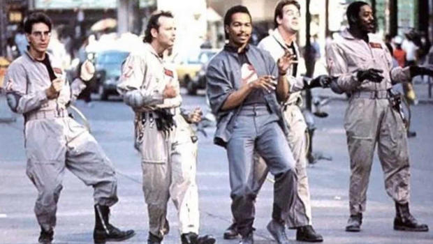 """Ghostbusters"" turns 30: Then and now"