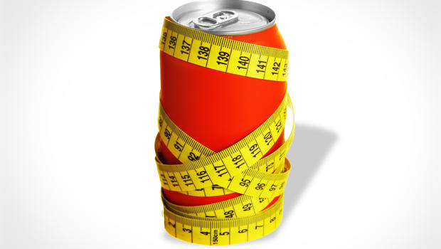 lose weight without diet soda