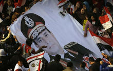 Egypt election: Former army general expected to win presidency