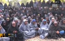 Nigerian military says it knows where kidnapped girls are