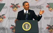 "Obama: Not ""every problem has a military solution"""
