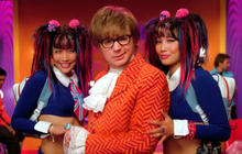 Yeah, baby! Mike Myers