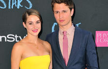 """The Fault in Our Stars"" stars step out"