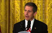 Acting VA secretary vows to fix agency's health care problems