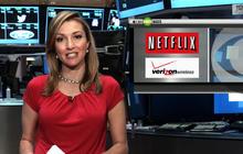 Verizon, Netflix playing blame game