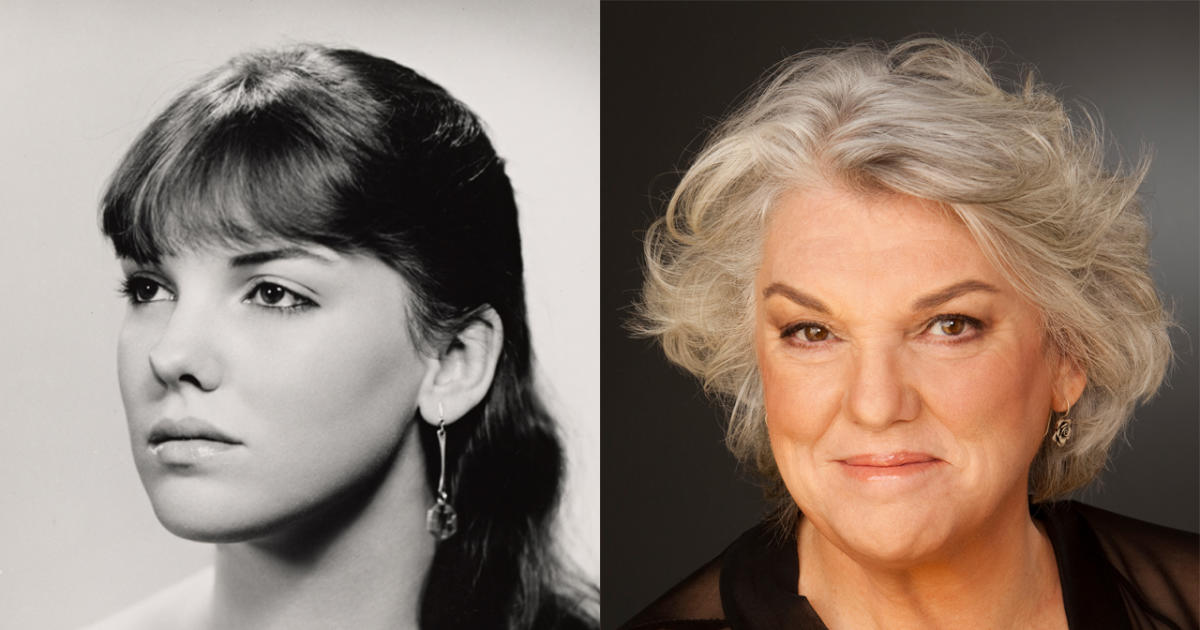 Tyne Daly on an actor's imagination - CBS News