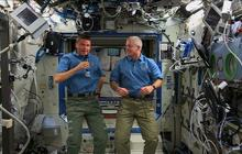 ISS astronauts on life in space