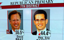 How did Cantor lose the primary? Bob Schieffer weighs in