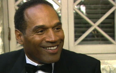 "From the archives: Former ""48 Hours"" reporter Harold Dow goes 1-on-1 with OJ Simpson"