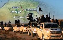 Islamic militants continue siege on Iraqi cities