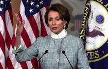 Don't re-fight Iraq war, Nancy Pelosi warns