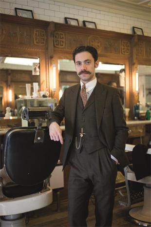 The dandy gentleman