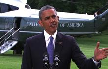"Obama: ""Concern"" about Iraq violence disrupting oil supply"