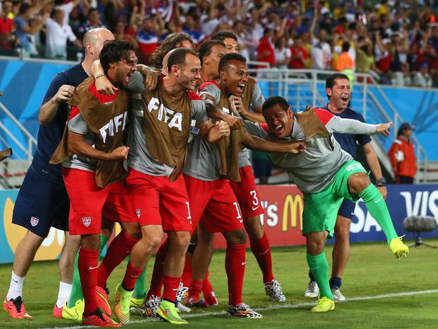 USA vs Ghana highlights