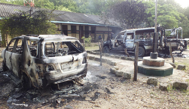 Overnight attack on Kenyan coastal town