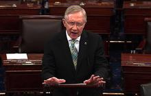 "Harry Reid on Iraq advice from Dick Cheney: ""Thanks but no thanks"""