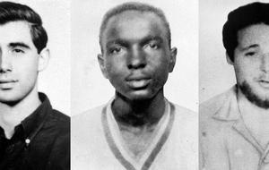Mississippi Burning Victims Tens of thousands atte...
