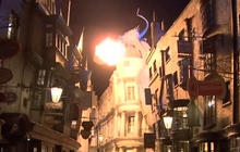 Sneak peek: Harry Potter's Diagon Alley