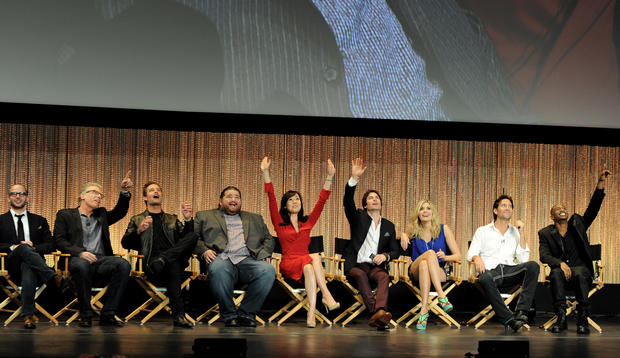 Hollywood cast reunions