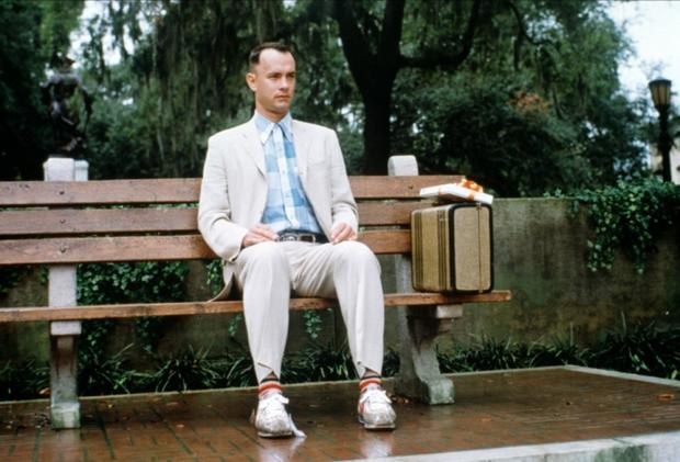 """Forrest Gump"" 20 years later"