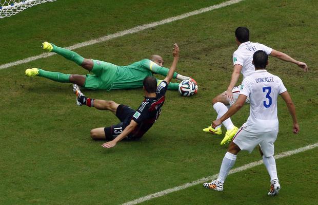 USA vs. Germany highlights