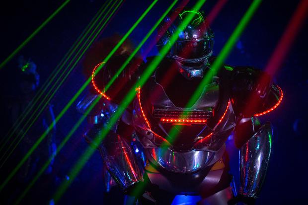 Japan's robot cabaret