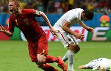 Belgium knocks USA out of World Cup