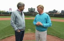 George Will on throwing out the first pitch at Wrigley Field