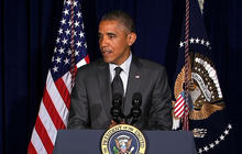 Obama on why he won't go visit the border amid immigration crisis