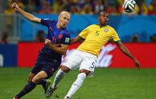 World Cup 2014: Brazil vs. Netherlands