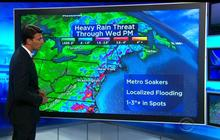 Severe thunderstorms threaten East Coast